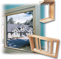 Wooden Slider Windows