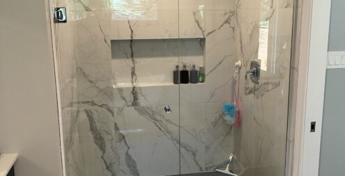 Glass Showers & Enclosures